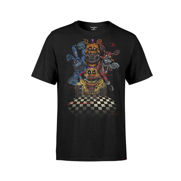 Nightmare at Freddy's T-Shirt | Official Five Night's at Freddy's Merch