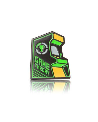 Game Theory Enamel Pin - Creator Ink