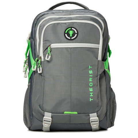 Travel Theory: Heavy-Duty Backpack - Creator Ink