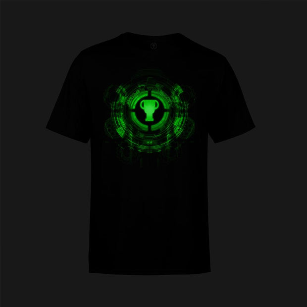 Glow-in-the-dark Circuit Tee Remastered