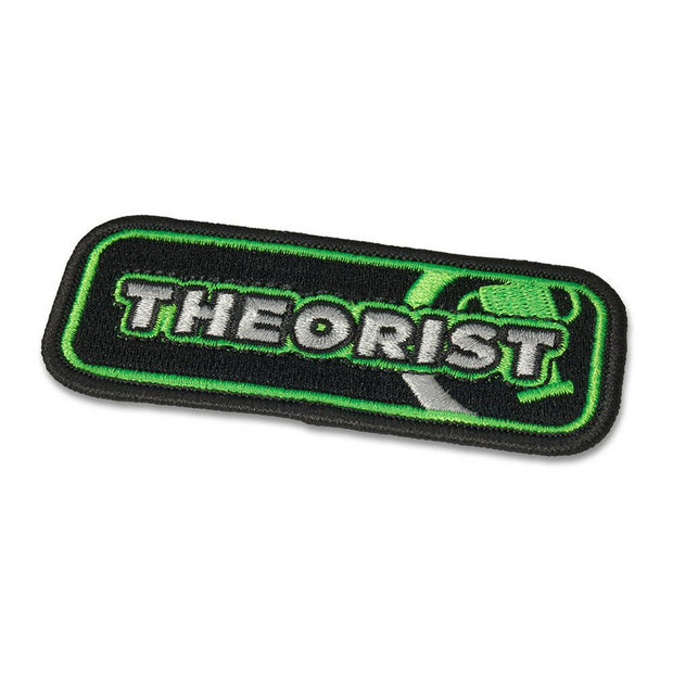 Theorist Pride Patch - Creator Ink