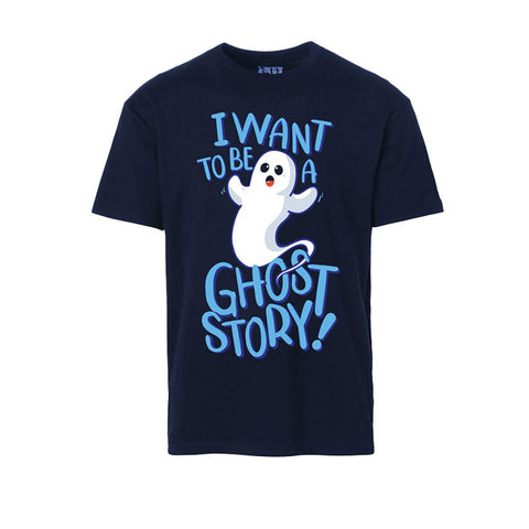 Ghost Story Glow in the Dark T-Shirt | Official Let Me Explain Studios Merch