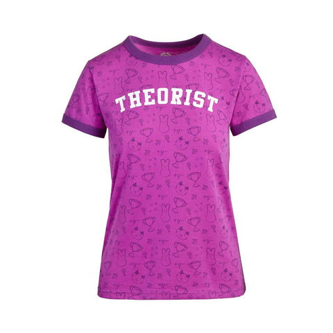 Team Theorist T-Shirt -- For the Girls! by Theory Wear - Creator Ink