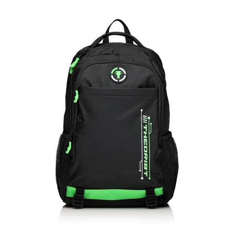 Game Theory Heavy-Duty Stealth Backpack with Laptop Pocket by MatPat & The Game Theorist - Creator Ink