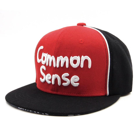 Common Sense Comic Snapback