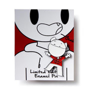 Common Sense Limited Edition Pin from SomeThingElseYT - Creator Ink