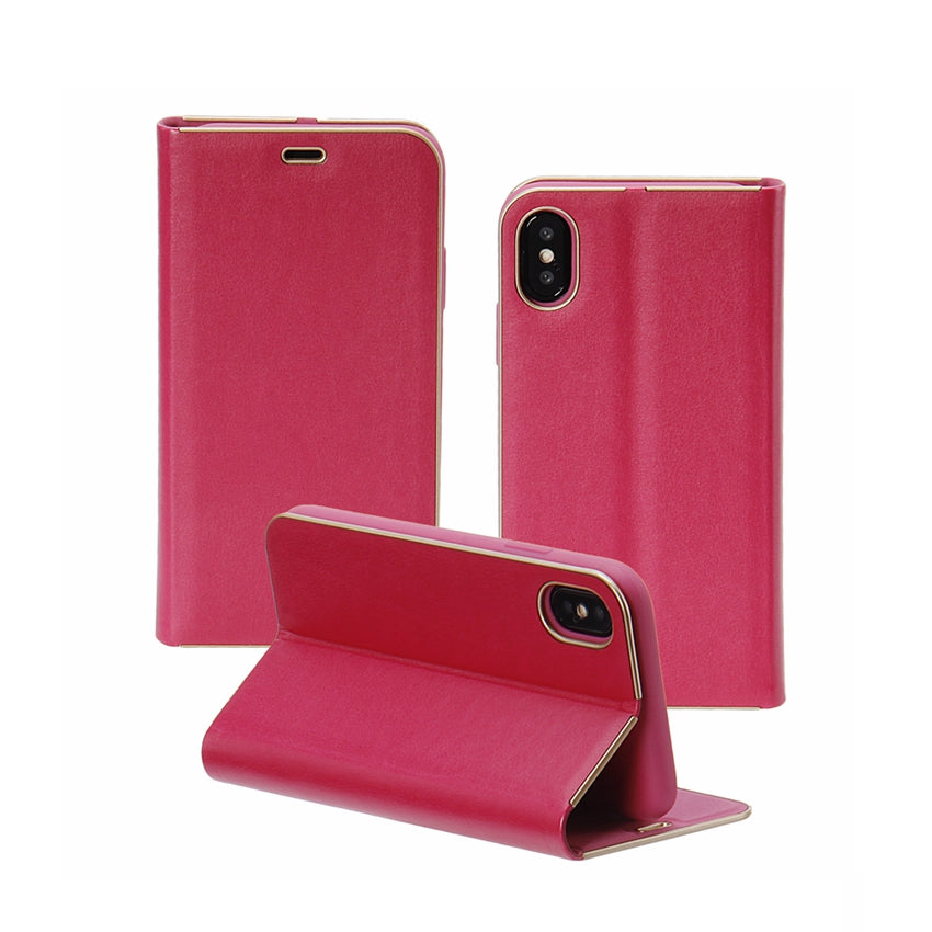iPhone 7/8  CANO Flip Card Stand Monogrammed Engraving And Stamping Case - caseoftheday.com.au