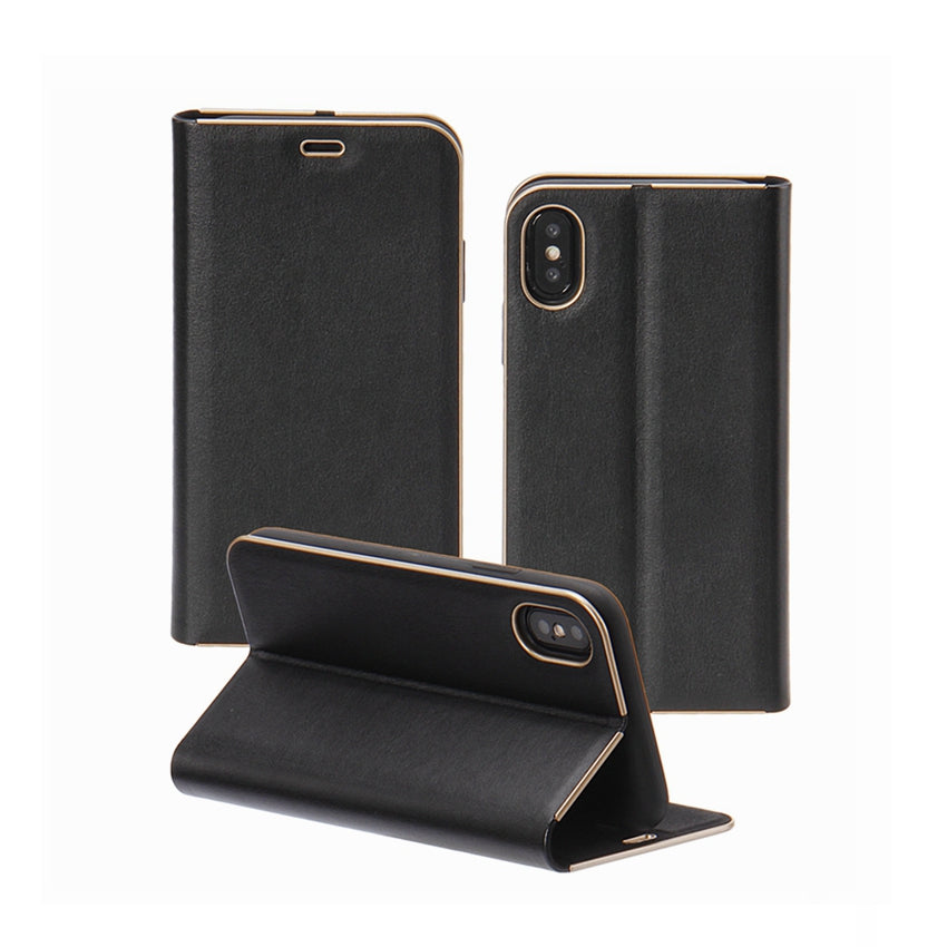 iPhone 7+/8+ Plus CANO Flip Card Stand Monogrammed Engraving And Stamping Case - caseoftheday.com.au
