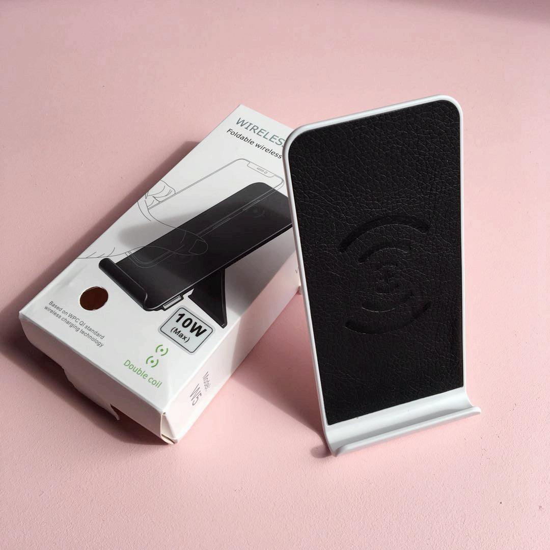 Fold Able Wireless Charger Based On Wpc Qi Technology For Ipx 8 Goospery Iphone X Style Lux Jelly Case Hotpink