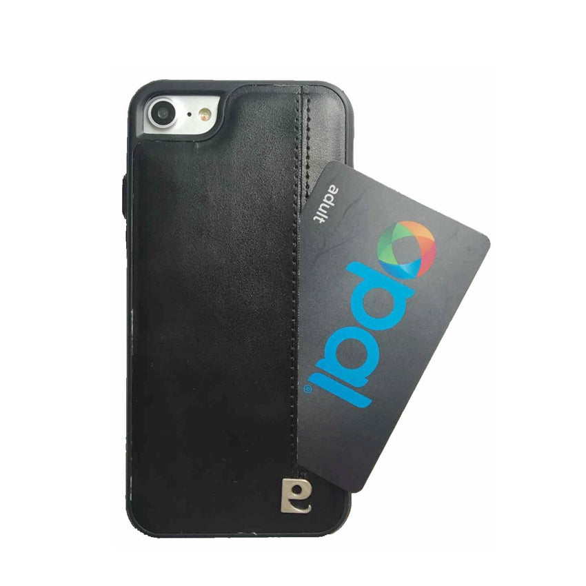 iPhone Luxury Leather Card Case - caseoftheday.com.au