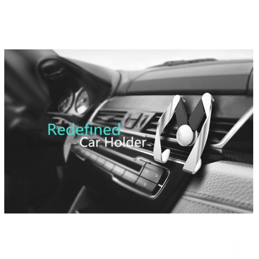 Easy installation Universal Car Air Vent Mount Phone Gravity  Car Holder
