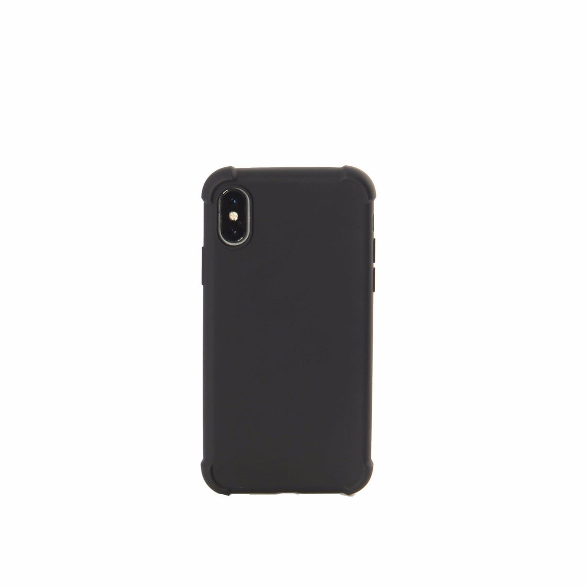iPhone X Two Pieces Front Shockproof Velvet Like Soft TPU Jelly Case - caseoftheday.com.au
