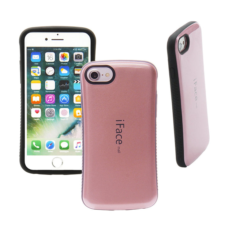 iPhone 4 iFace Heavy Duty Bumper Shockproof Hard case - caseoftheday.com.au
