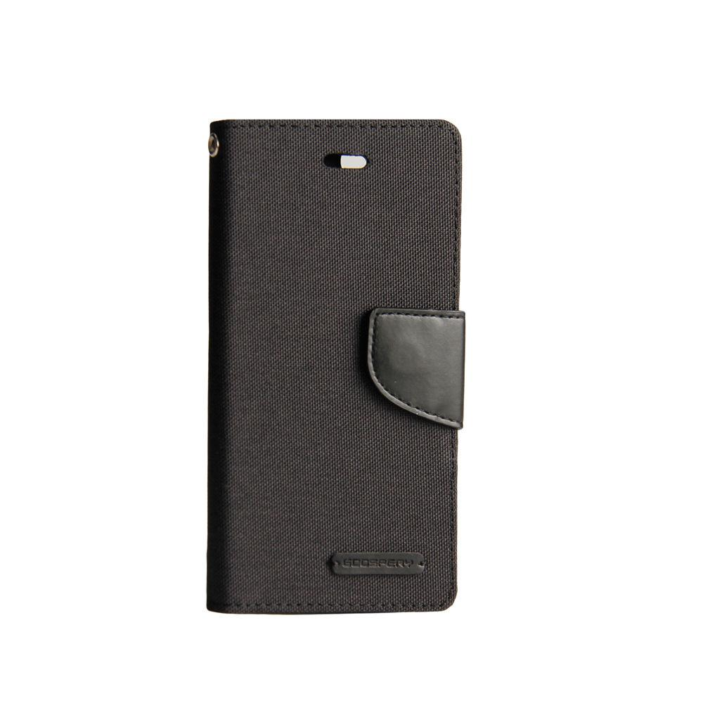 iPhone Goospery Mercury Canvas Diary Wallet case - caseoftheday.com.au