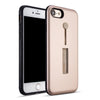 Samsung Velvet hybrid PC Back Panel Soft TPU Bumper Case Stand Ring Holder - caseoftheday.com.au