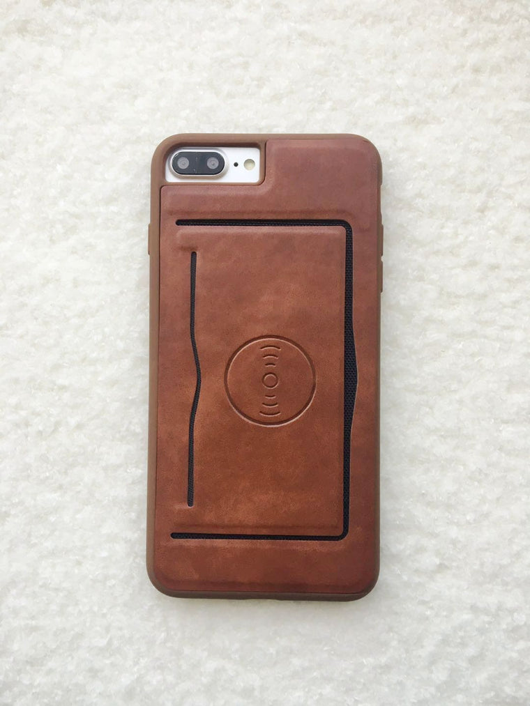 iPhone Luxury 3 In One Leather Magnetic Stand Card Case - caseoftheday.com.au