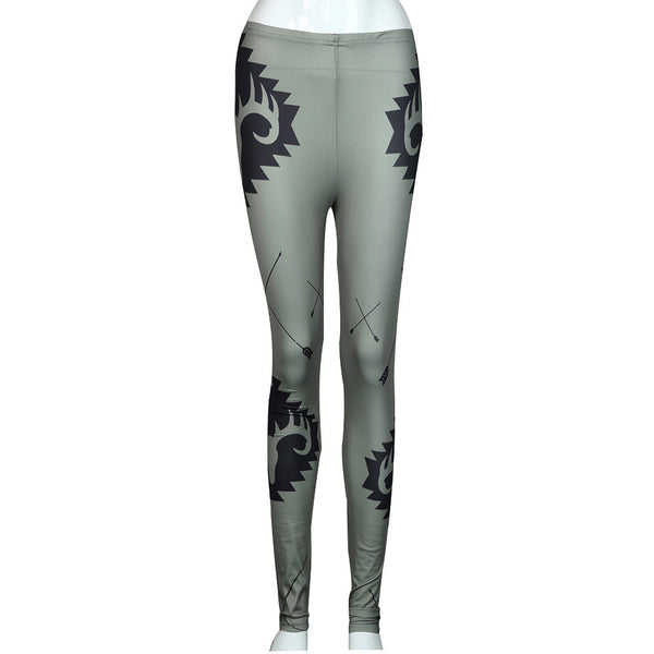 Fitgood21 Fitgood Women  Printed Stretchy Pants Leggings, Leggings, Look Good, Feel Good, Fitgood21