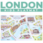 London Playmat