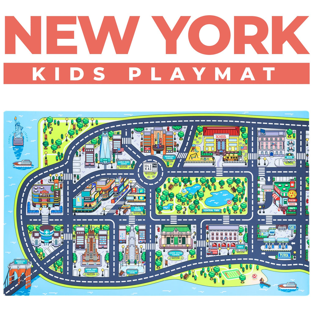 New York Playmat