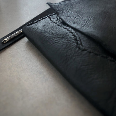Hand Crafted Leather Travel Wallet