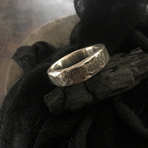 Men's lost wax ring