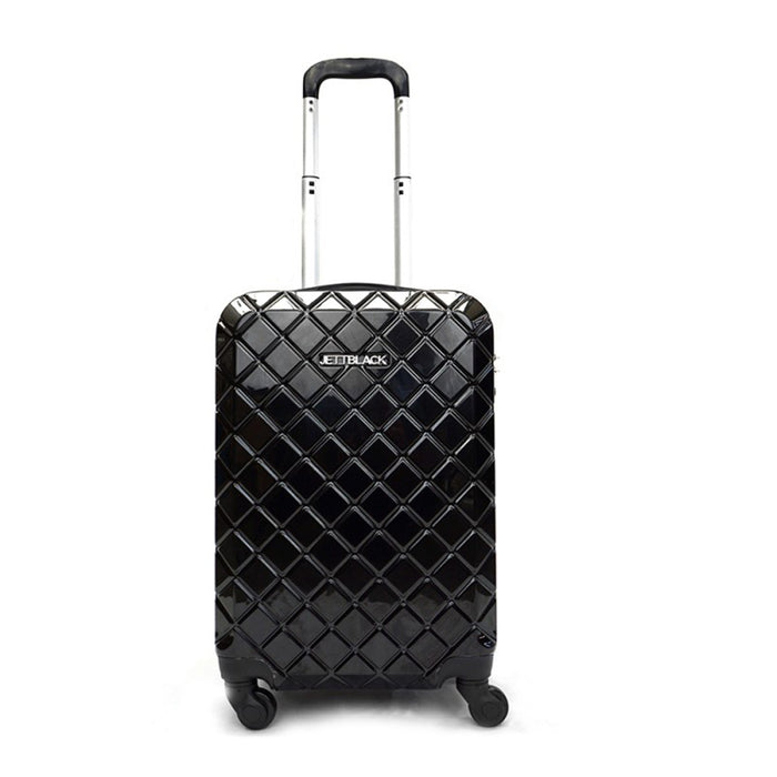 "20"" Check Black Carry-on"