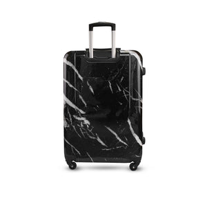 3pc Marble Series Luggage Set - Kukachoo