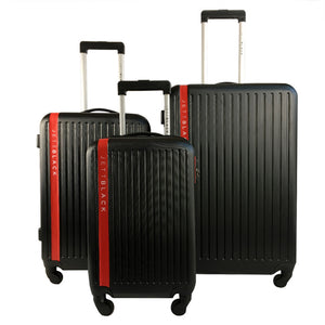 3pc Jetsetter Series Luggage Set - Kukachoo