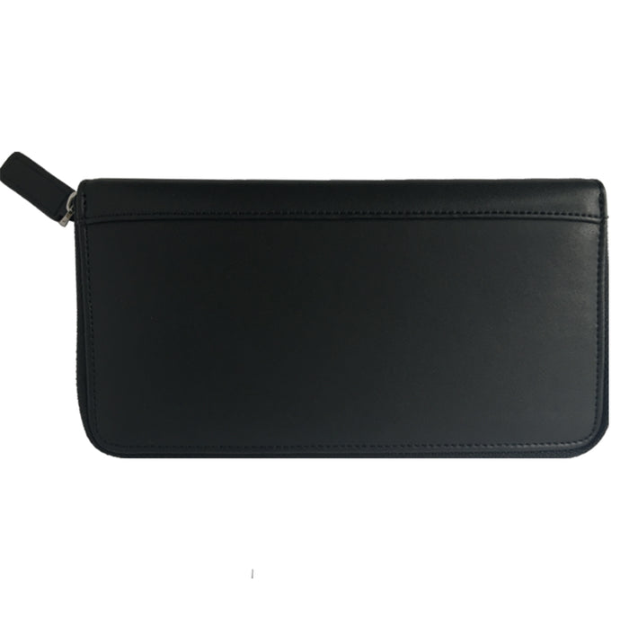 Leather Travel Wallet - Kukachoo