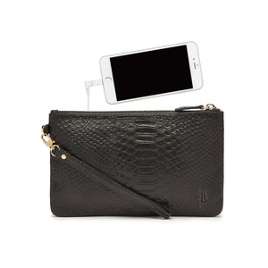 MightyPurse Wristlet with built-in Phone Charger - Kukachoo