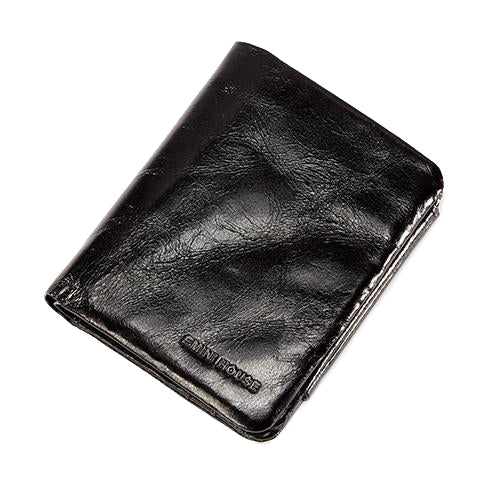 Vintage Leather Wallet - Kukachoo