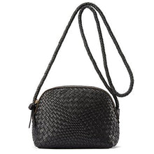 Classic Weave Leather Bag - Kukachoo