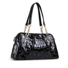 Leather Shoulder Handbag - Kukachoo