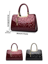 Luxury Leather Handbag - Kukachoo