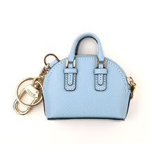Mini Leather Change Purse & Keychain - Kukachoo