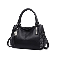 Classic Soft Leather Handbag - Kukachoo