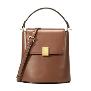 Retro Bucket Shoulder Bag - Kukachoo
