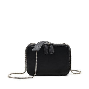 Classic Leather Cross Body - Kukachoo