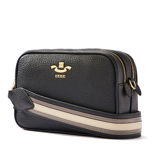 Leather Cross Body - Kukachoo