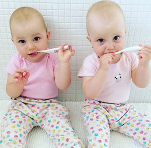 Oral Health for Children Ages 0-24 Months