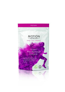 Motion Nutrition Pre-Workout Energiser - Single Serving