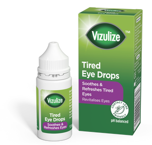 Vizulize Tired Eye Drops