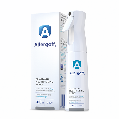 Allergoff Allergen Neutralising Spray