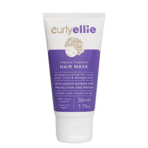 CurlyEllie Intensive Treatment Mask - 50ml