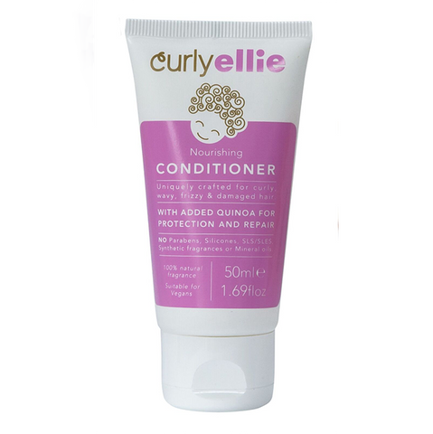 CurlyEllie Nourishing Conditioner - 50ml