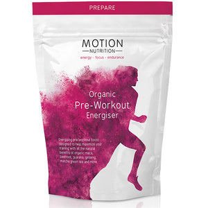 Motion Nutrition Pre-Workout Energiser
