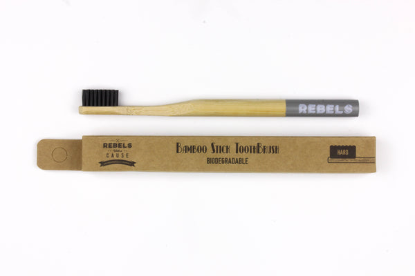 Bamboo Toothbrush - Hard