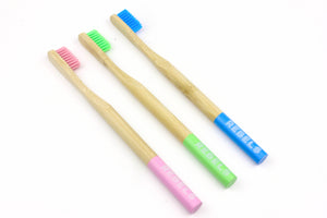 Bamboo Toothbrush - Soft