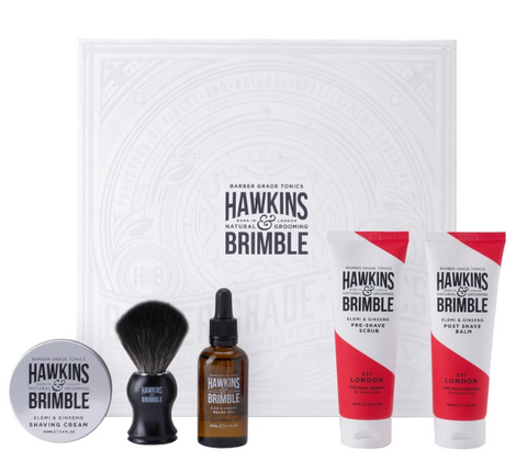 Hawkins & Brimble Limited Edition Gift Set