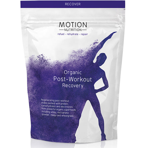 Motion Nutrition Organic Post-Workout Recovery